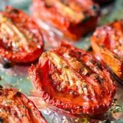 Roasting Tomatoes Recipe
