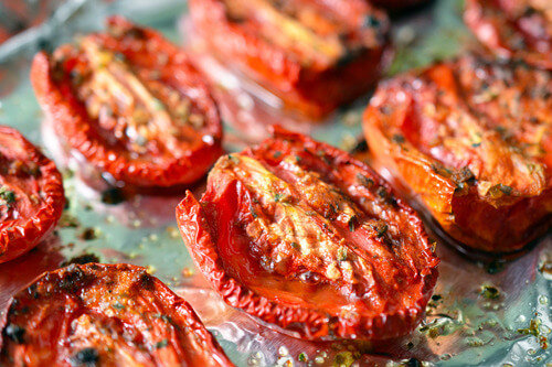 ROASTING TOMATOES RECIPE