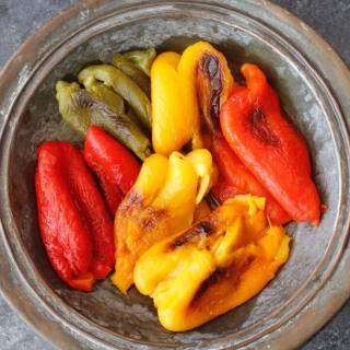 Easy Instruction on How to Roast Peppers