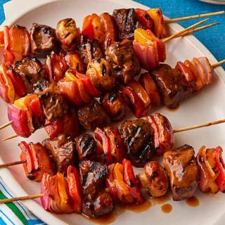 Delicious Grilled Shish Kabob Recipes, For the Oven or the BBQ