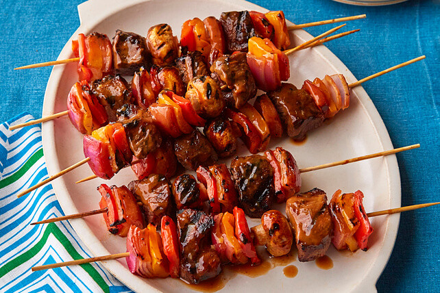 SHISH KABOB RECIPE
