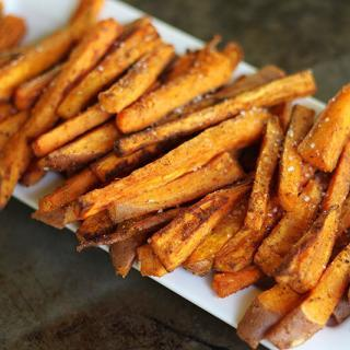 You Must Try This Delicious Sweet Potato Fries Recipe