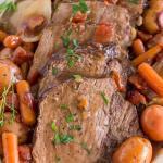 Savory Yankee Pot Roast Recipe
