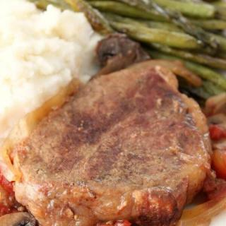 Scrumptious Slow Cooker Swiss Steak