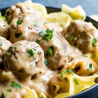 Scrumptious Swedish Meatballs Recipe