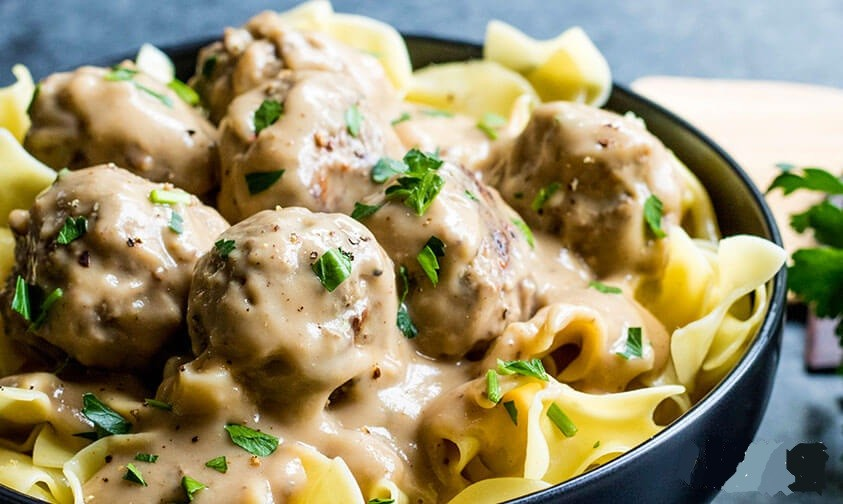 Scrumptious Swedish Meatballs Recipe