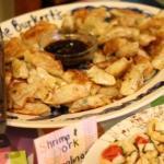 Shrimp and Pork Dumplings Recipe