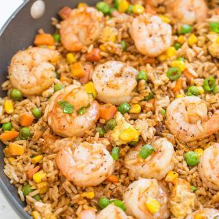 Succulent Shrimp and Rice Recipe