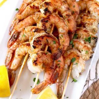 Succulent Bbq Shrimp Recipe