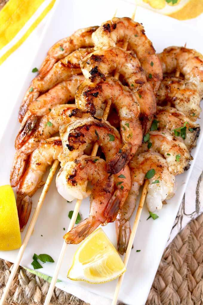 Succulent Bbq Shrimp Recipe