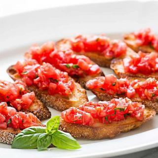 Tasty Italian Bruschetta Recipe