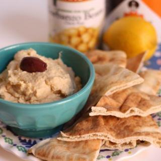 Traditional Hummus Recipe