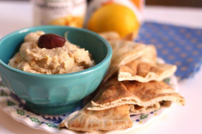 Traditional Hummus Recipe 1