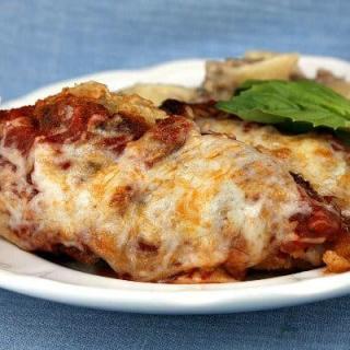 Authentic Italian Veal Parmesan Recipe