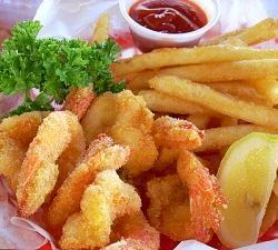 Delicious Breaded Shrimp Recipe