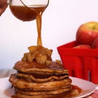 Apple Cider Pancakes Recipe
