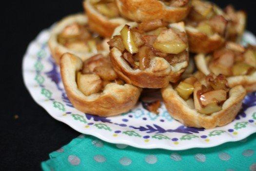 Apple Pie Cups Recipe 1