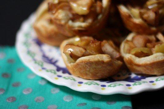 Apple Pie Cups Recipe 2