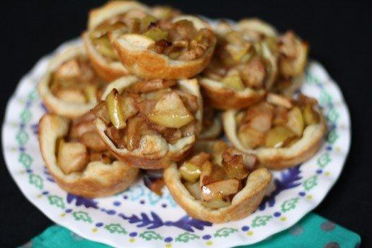 Apple Pie Cups Recipe 3