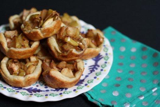 Apple Pie Cups Recipe