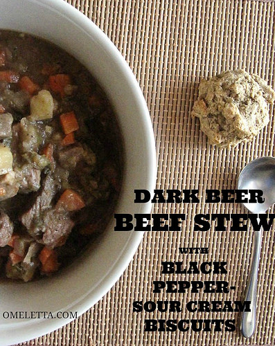 Dark Beer Beef Stew Recipe