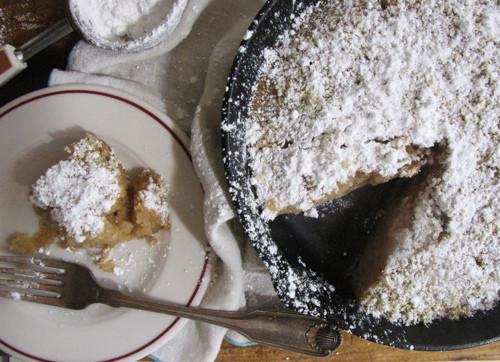 Cast-iron Lime Poke Cake Recipe 4