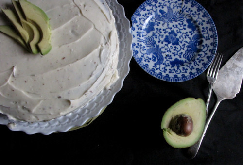 Chocolate Avocado Cake Recipe 1