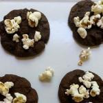 Chocolate Popcorn Cookies for The Leftovers Club