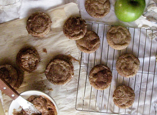 Cinnamon Apple Sandwich Cookies Recipe 3