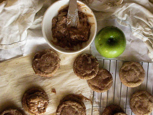 Cinnamon Apple Sandwich Cookies Recipe 4
