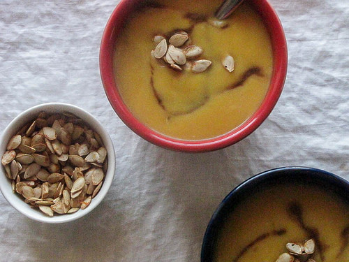 Creamy Butternut Squash Soup Recipe 3