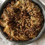 Crispy Potato and Apple Bake recipe