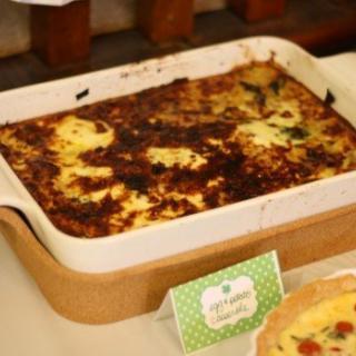 Egg and Potato Casserole Recipe