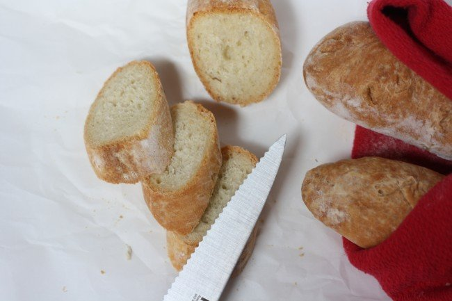 French Baguettes Recipe 2