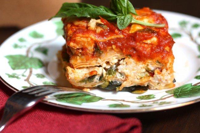 Grilled Vegetable Lasagna Recipe 3
