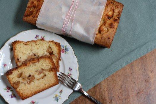 Jewish Apple Cake Recipe 1