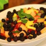 Minted Fruit Salad Recipe