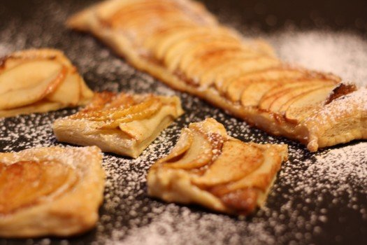 Peanut Butter Apple Tart Recipe 2