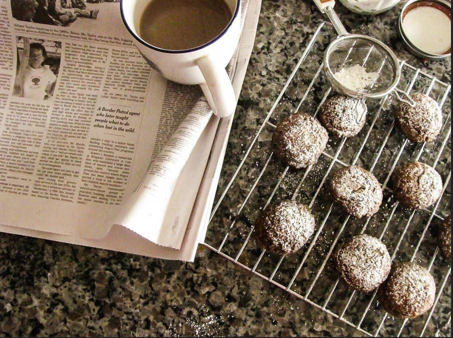 Pumpkin Spiced Doughnut Holes Recipe 2
