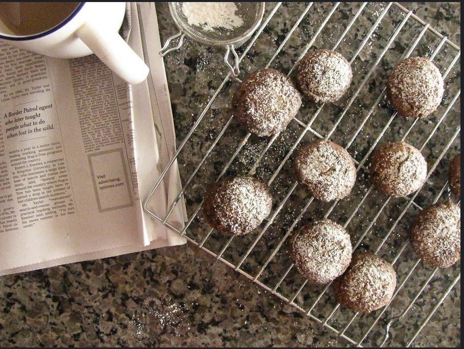 Pumpkin Spiced Doughnut Holes Recipe 3