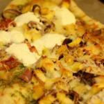 Roasted Acorn Squash Pizza Recipe