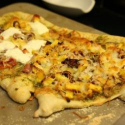 Roasted Acorn Squash Pizza Recipe