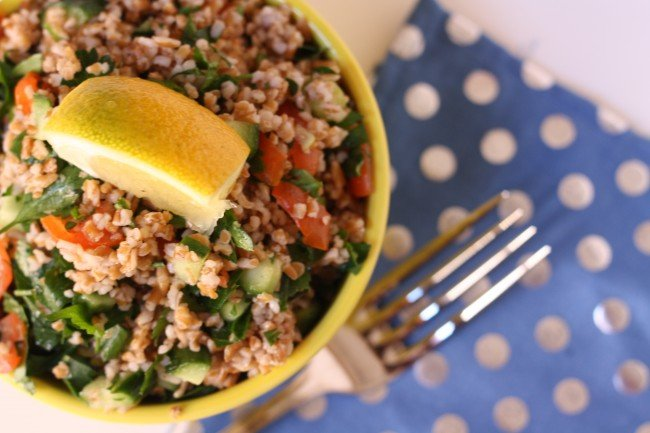 Tabbouleh Recipe 1