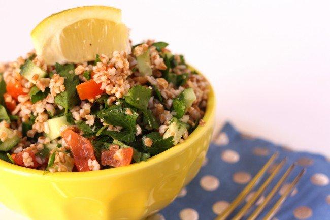 Tabbouleh Recipe 2