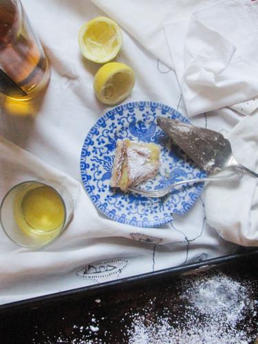 Whiskey Lemon Bars Recipe 1