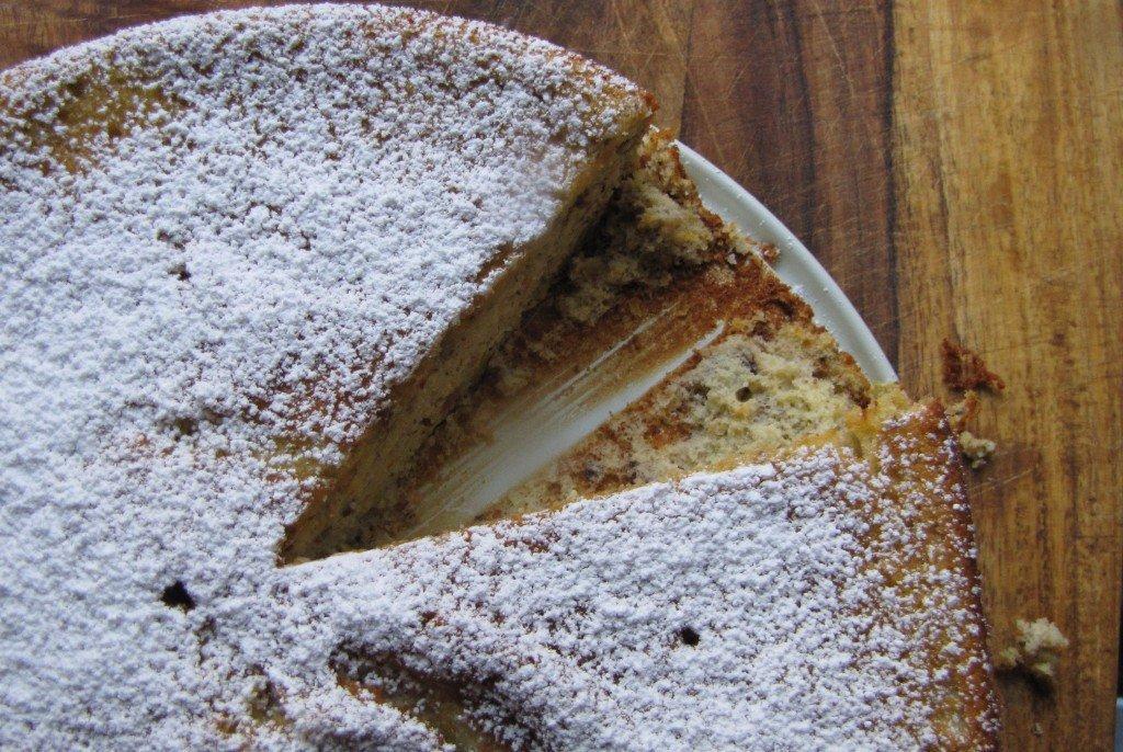 Orange And Pistachio Ricotta Cake Recipe