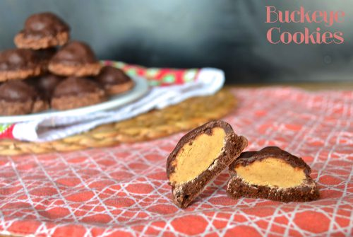 Buckeye Cookies Recipe
