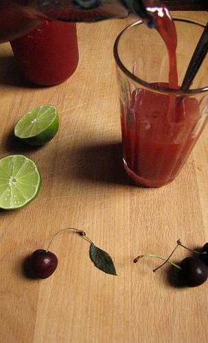 Cherry Limeade Recipe 2