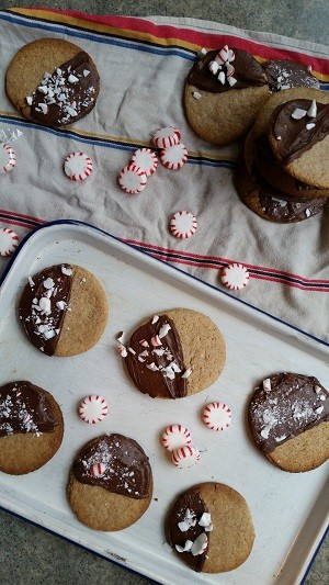 Chocolate Whole Wheat Sugar Cookies Recipe 2