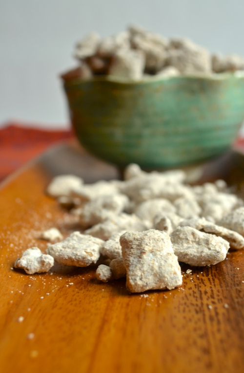 Cookie Butter Puppy Chow Recipe 1